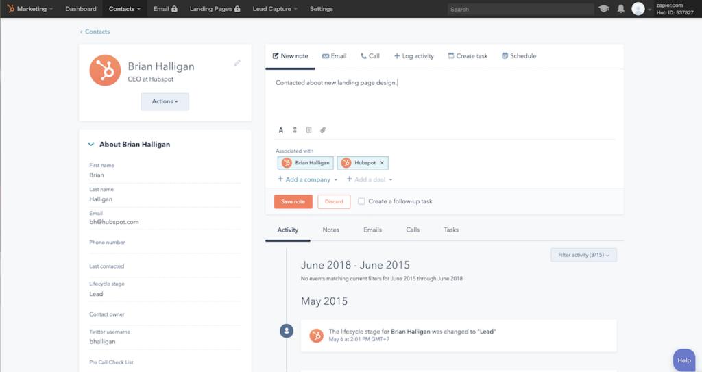 Hubspot - Tool per Imprenditori Digitali