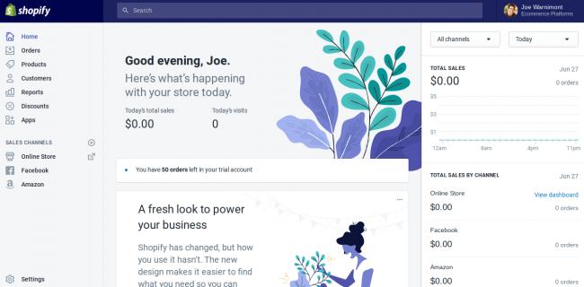 Shopify - Tool per Imprenditori Digitali