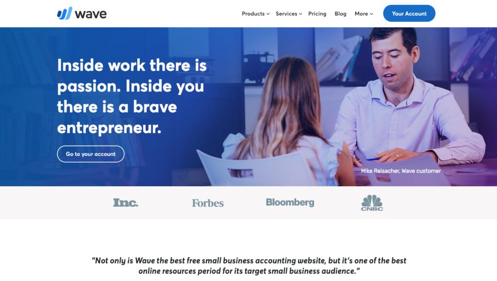 Wave - Tool per Imprenditori Digitali
