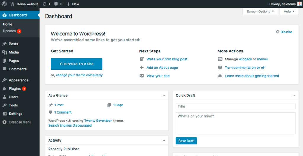 Wordpress - Tool per Imprenditori Digitali