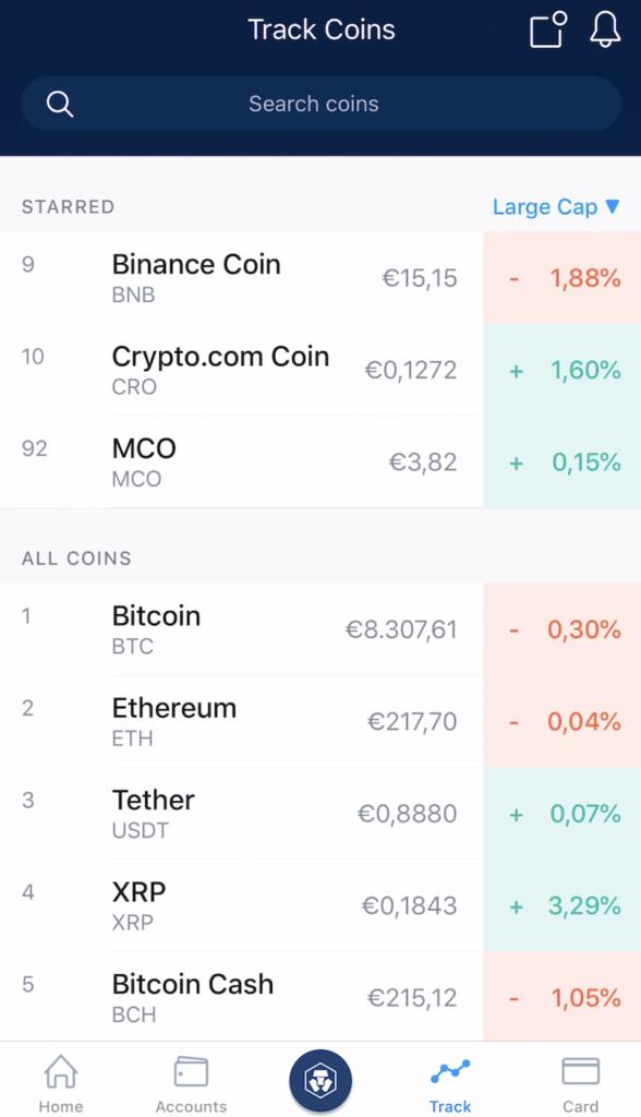 crypto.com - track