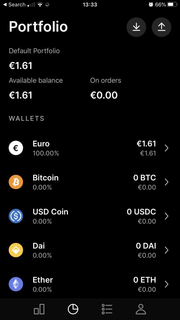 Home page - Coinbase Pro - come aquistare bitcoin
